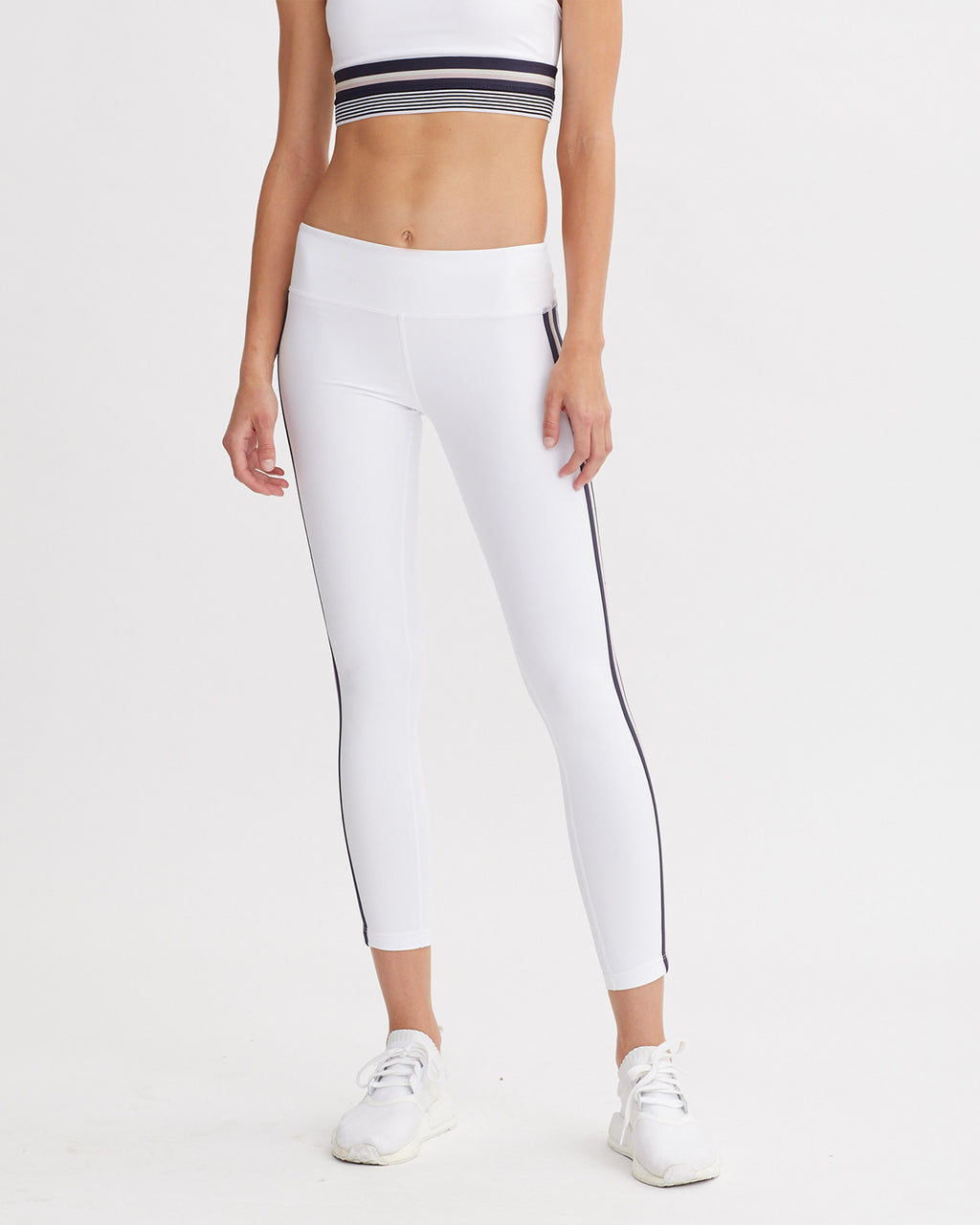 Ivan Leggings White