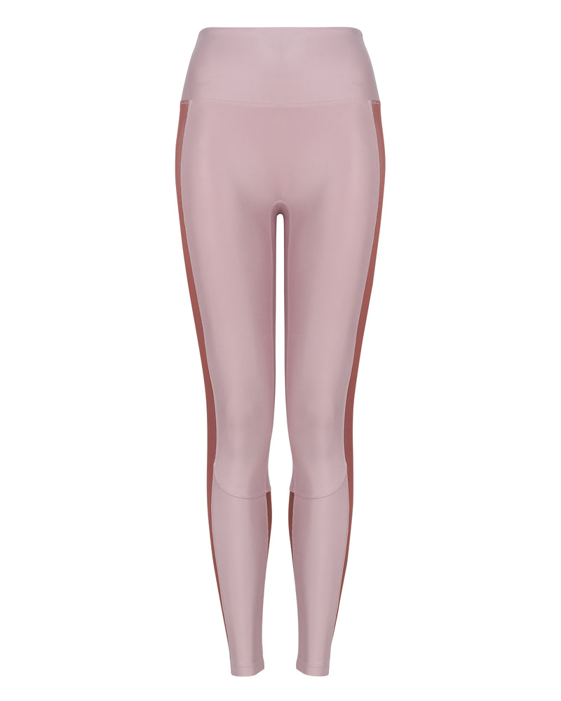 LEVEE LEGGINGS IRIDESCENT SIENNA & PALE ROSE COMBO
