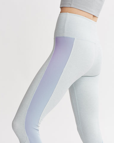 GORDON LEGGINGS MONOTONE OMBRE & WHITE COMBO