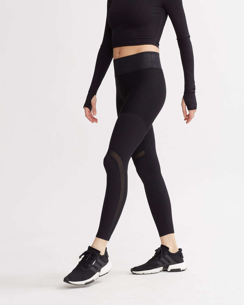MOBY LEGGINGS BLACK