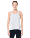 Luna Tank Med Heather Grey