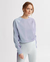 BANE TOP IRIDESCENT PALE BLUE