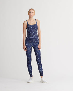 WILEY TANK NAVY FLORAL