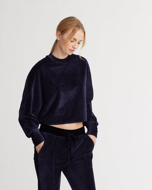 DACRE TOP NAVY