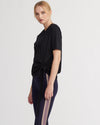 DEFOE TOP BLACK