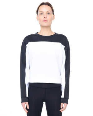 Apgu Top Black / White