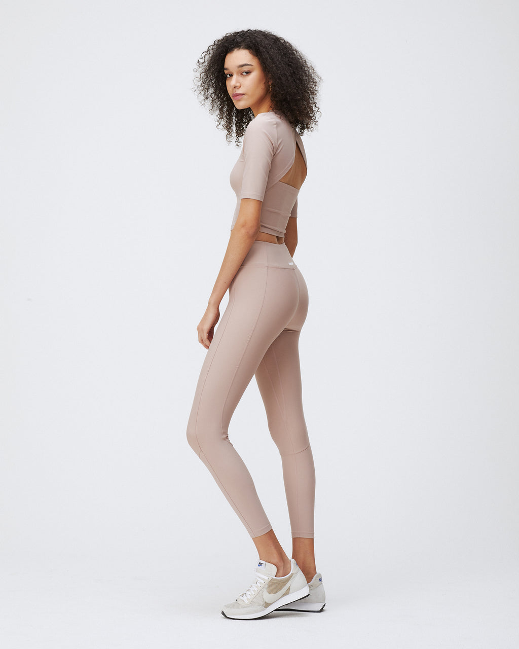 ALEX LEGGINGS TERRACOTTA BLUSH