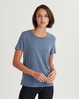 ADEL TOP STEEL BLUE