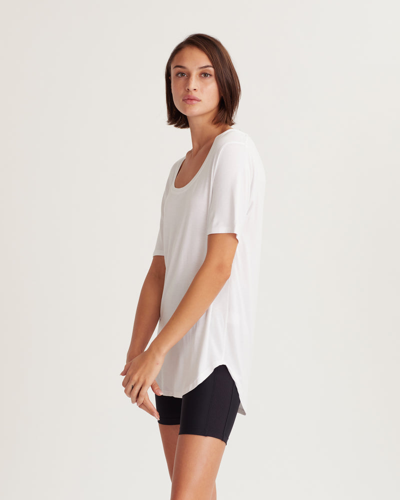 GISELLE TOP WHITE