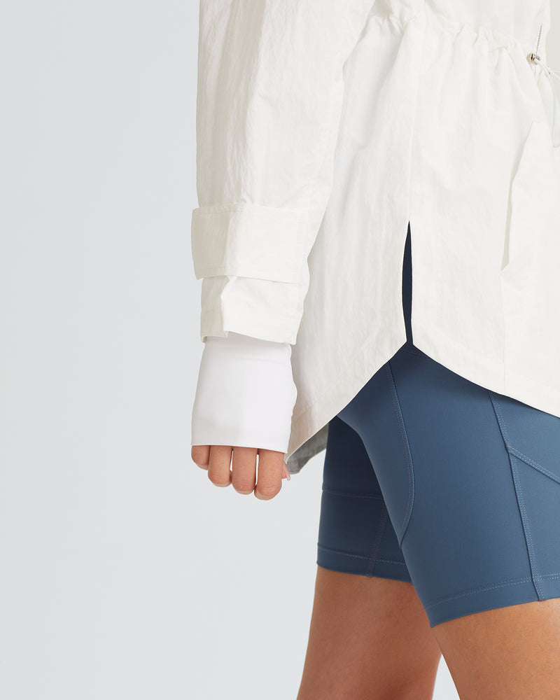 NOLAN SHORTS STEEL BLUE