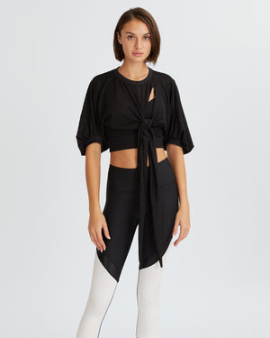 GRACE TOP BLACK