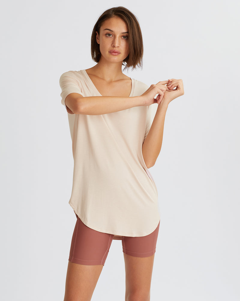 GISELLE TOP NUDIE PINK
