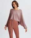 VALERIO TOP DUSTY PINK