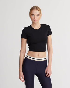 KYLA TOP BLACK