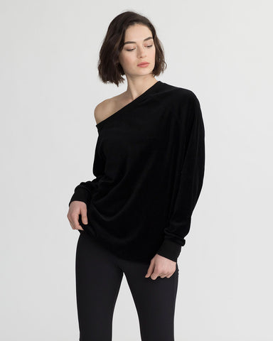 Campbell Top Black