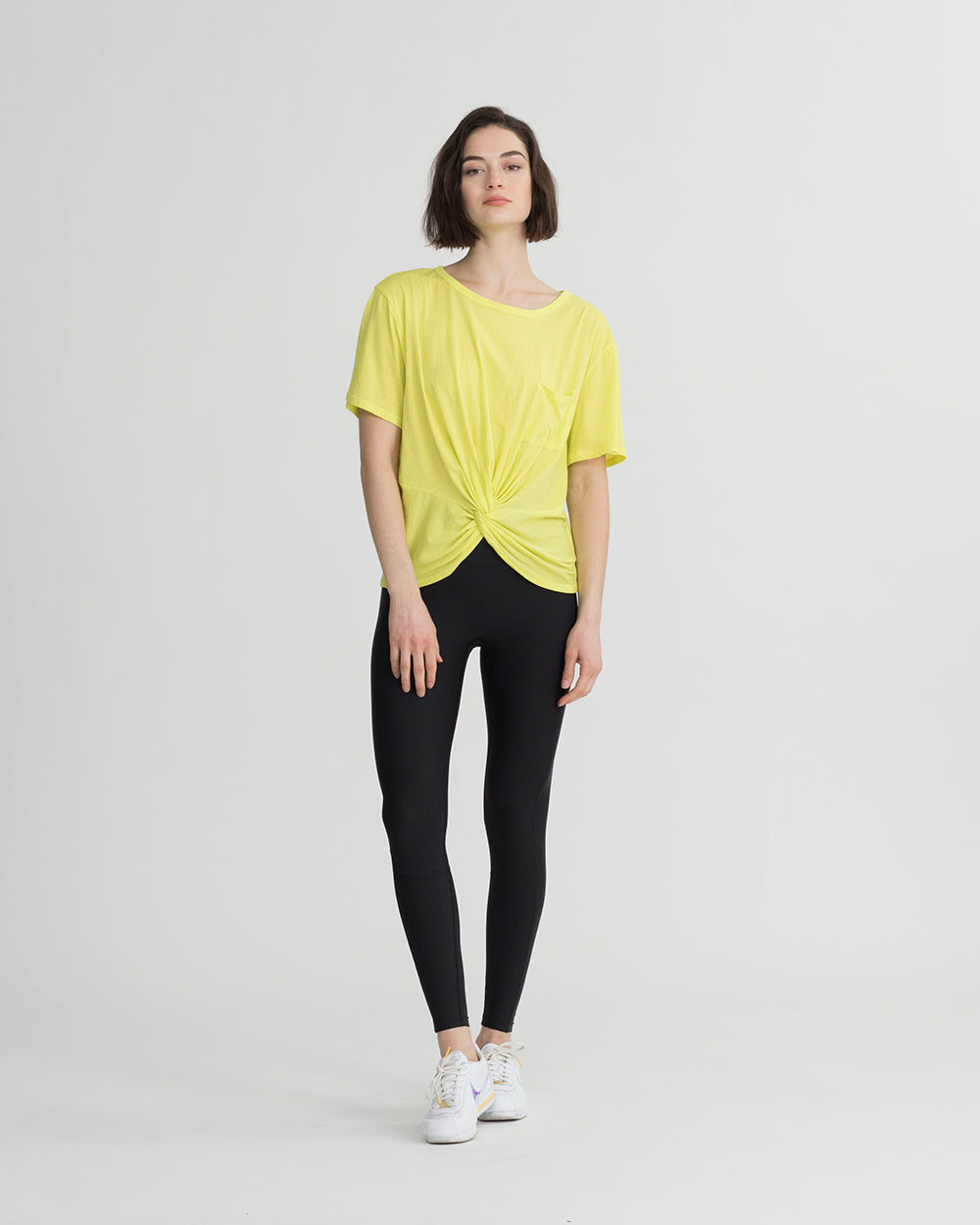 HARTE TOP LIME GREEN