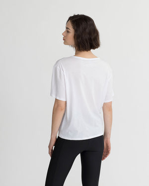 HARTE TOP WHITE