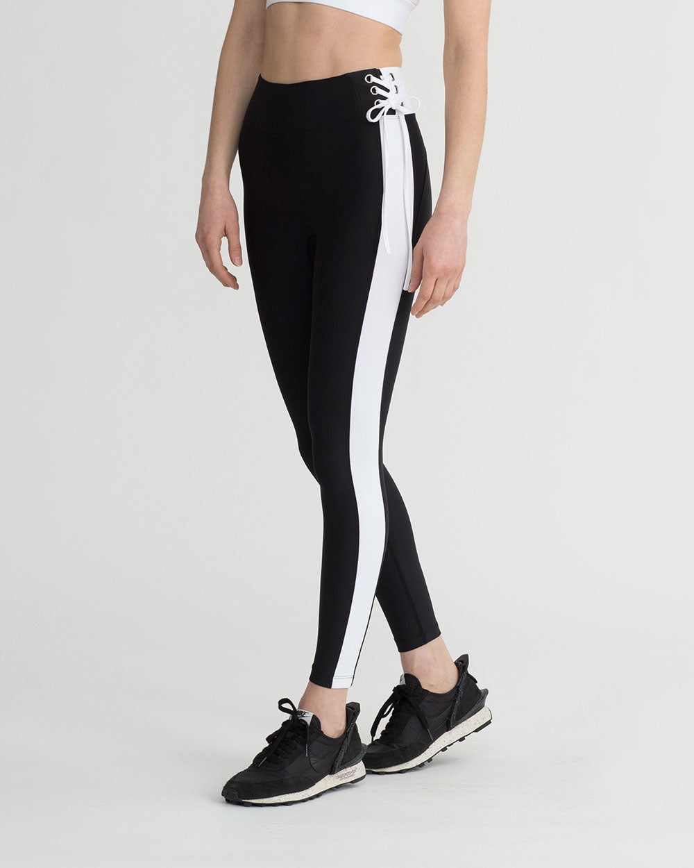 ELIA LEGGINGS BLACK & WHITE