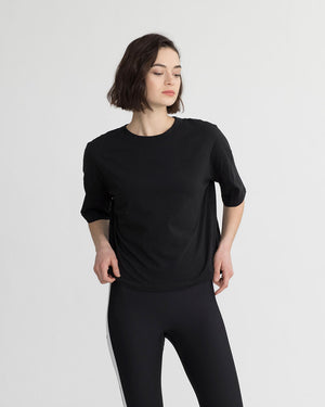 BEDE TOP BLACK