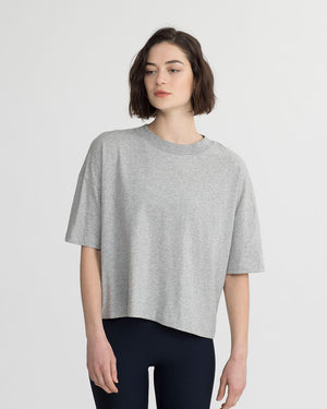 BEDE TOP HT. GREY