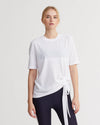 DEFOE TOP WHITE