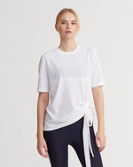 DEFOE TOP WHITE (MESH)
