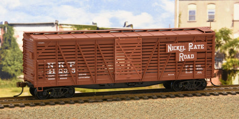 2019 Model of the Year 40-foot Nickel Plate Stock Car