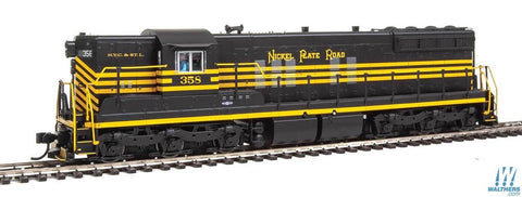 HO Scale SD9 Locomotive by Walthers -- DC Version (DCC-Ready)