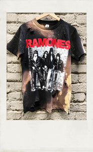Ramones Vintage inspired T Shirt