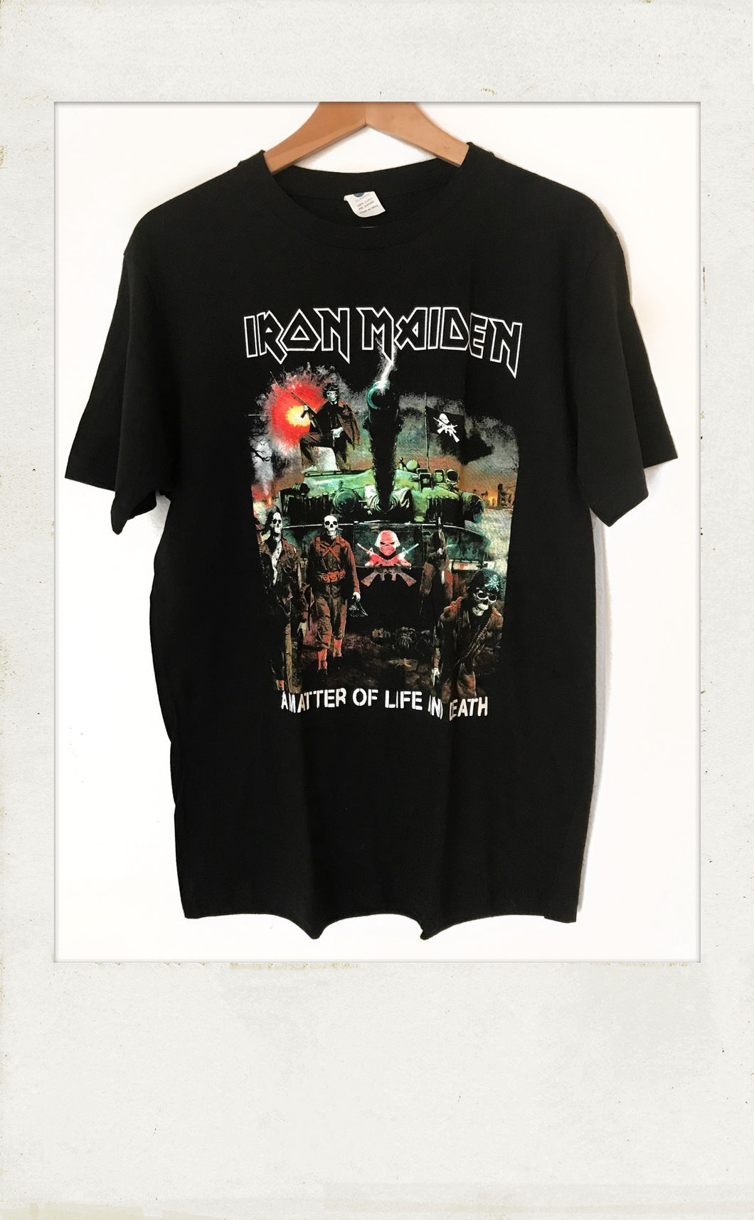 Iron Maiden Tee shirt