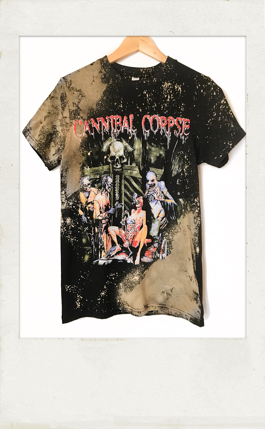 Cannibal Corpse T Shirt