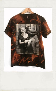 Marilyn and 2pac T Shirt