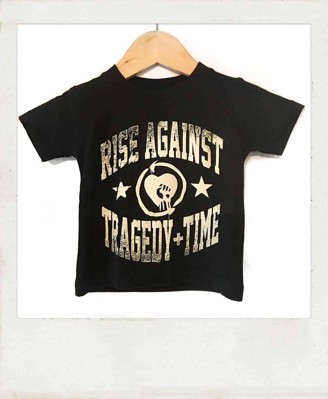 Rise Against baby T