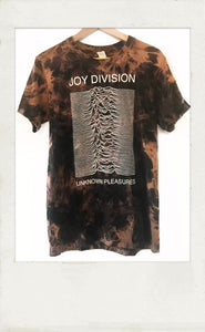 "Joy Division ""Unknown Pleasures"" T-Shirt"