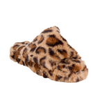 Comfy Slippers - Leopard