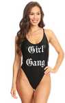 Girl Gang Vintage Swim Suit