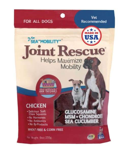 Ark Naturals Joint Rescue Soft Chew For Dogs - Pet Suppliments