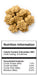 Flower Shaped Crunchy Treats with low calories and Nutrition for dog's health