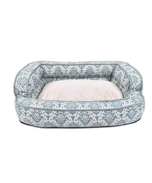 PawsnCollars Signature Luxury Memory Foam Pet Bed For Dog - L - Comfort Supplies