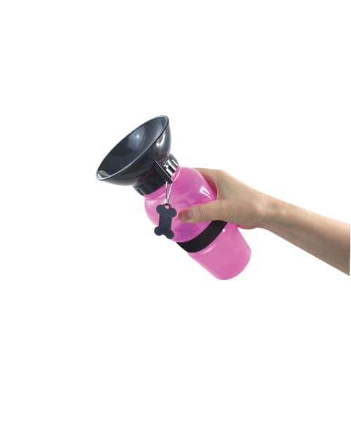 Volar Fashion 2-in-1 Pet Water Bottle - Pet Supplies