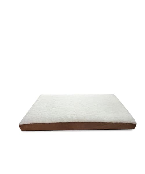 Orthopedic Memory Foam Bed will immediately become your pooch great comfort and Favorite Spot - Medium - Comfort Supplies