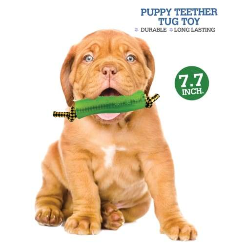 Volar Fashion Puppy Teether Tug Toy - Toys
