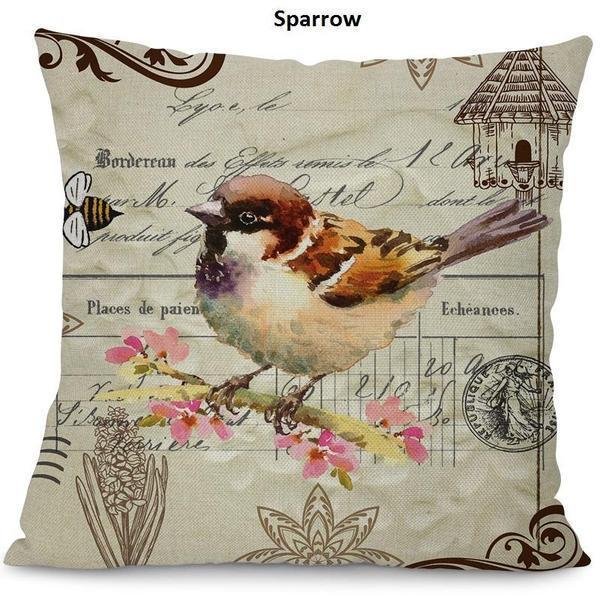 Sparrow Collection