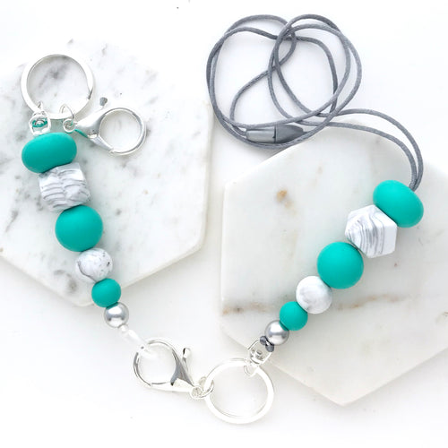 The Keys to Success • Turquoise