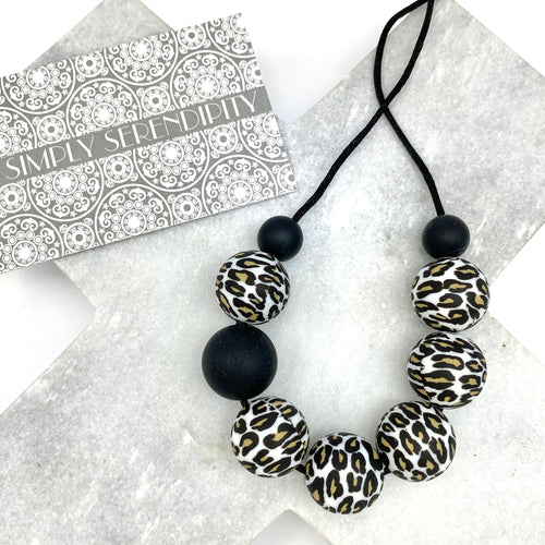 Wild Thing • White Leopard •