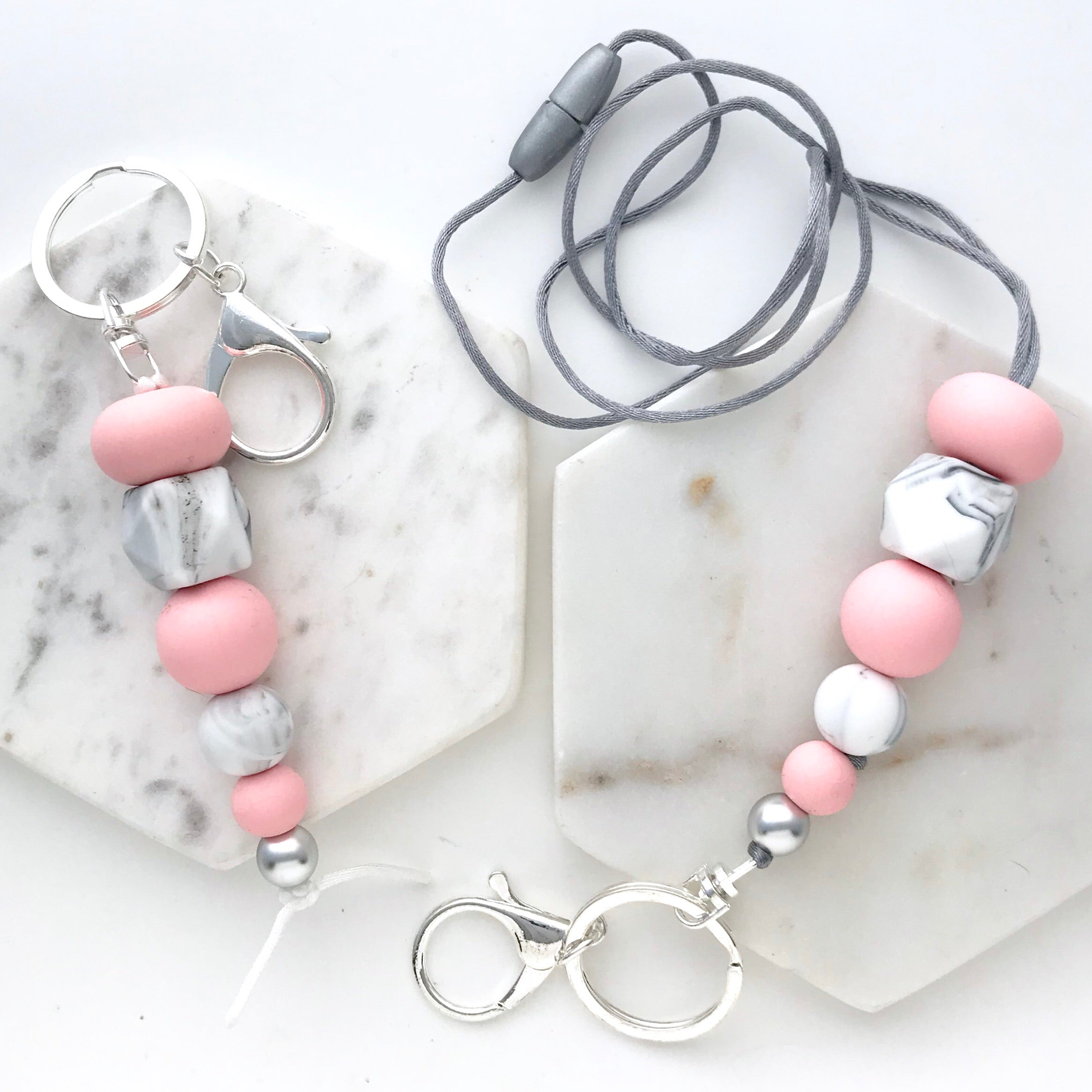 The Keys to Success • Rose Quartz •