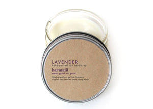 Lavender 4oz Soy Candle
