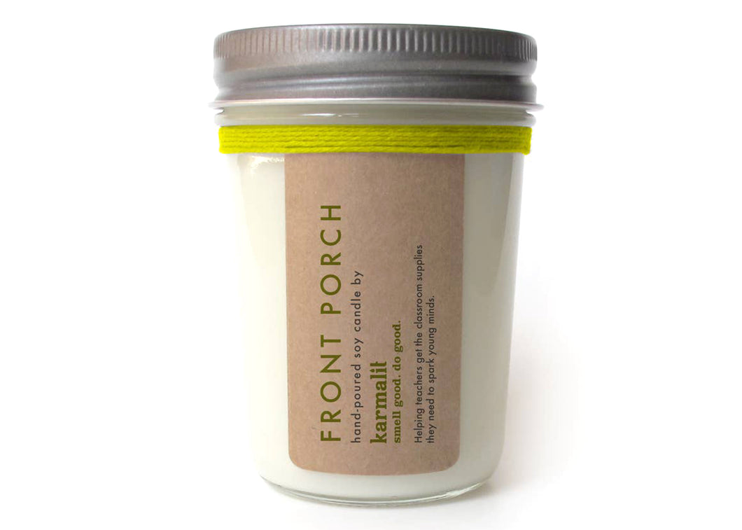 Front Porch 8oz Soy Candle
