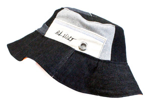 Fishing Hat with Blunt Pocket
