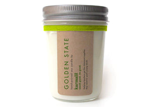 Golden State 8oz Soy Candle